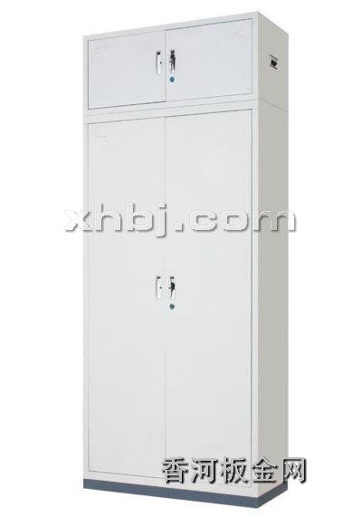 文件柜网提供生产二门加顶文件柜厂家