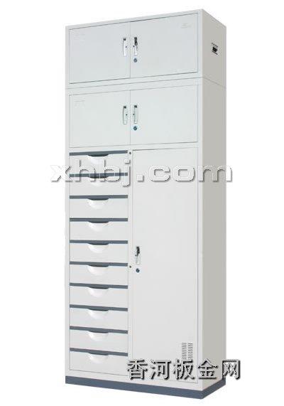 文件柜网提供生产偏十门加顶文件柜厂家