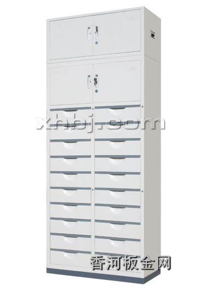 文件柜网提供生产二十屉加顶文件柜厂家