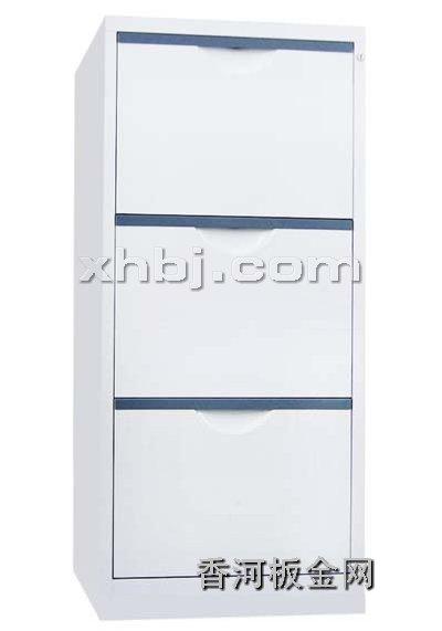 文件柜网提供生产三屉柜厂家