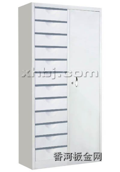 文件柜网提供生产十二屉柜厂家