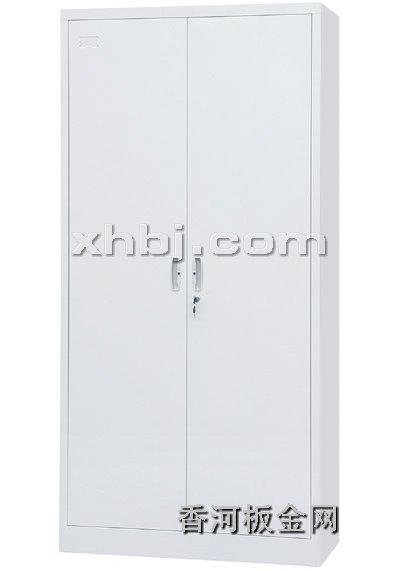 文件柜网提供生产对开铁门文件柜厂家