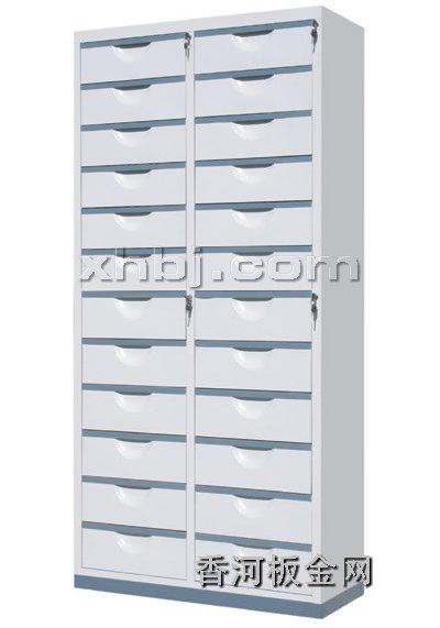 文件柜网提供生产二十四屉文件柜厂家