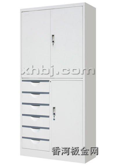 文件柜网提供生产偏六屉柜厂家