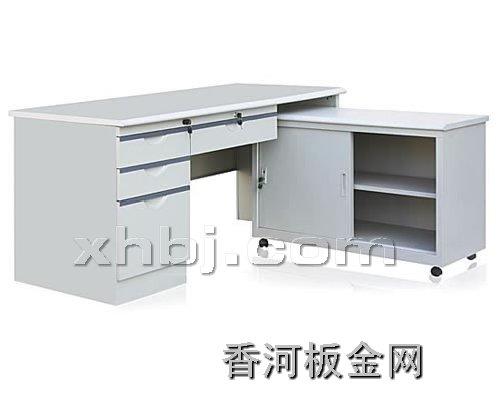 文件柜网提供生产平顶山钢制办公桌厂家