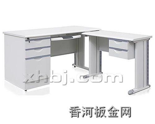 文件柜网提供生产滨州钢制办公桌厂家