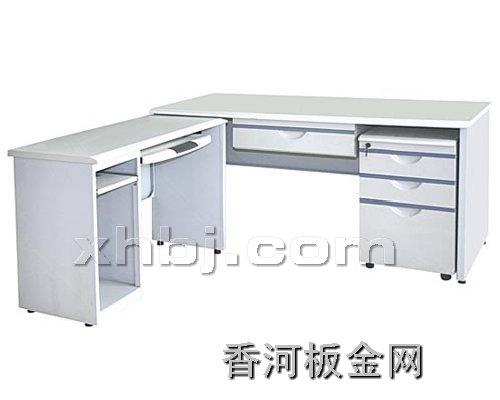 文件柜网提供生产绵阳钢制办公桌