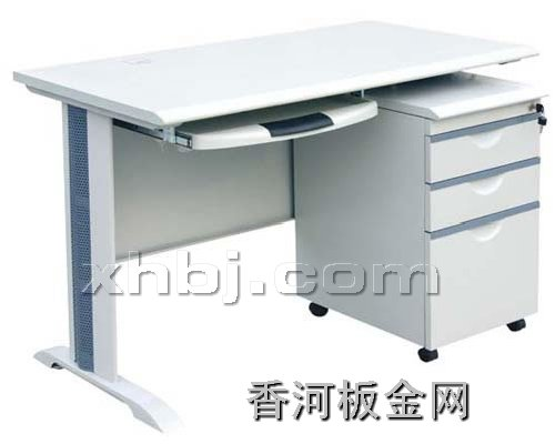文件柜网提供生产攀枝花钢制办公桌厂家